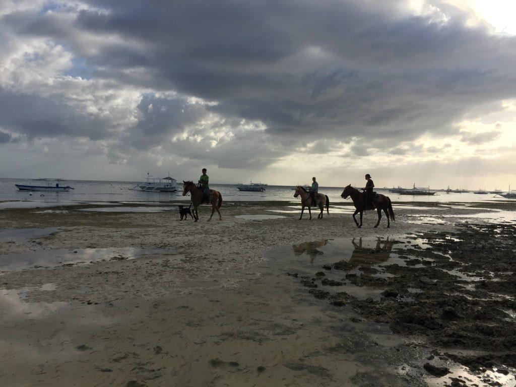 plaża na panglao