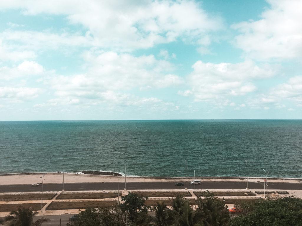 widok z Hotelu Hawana