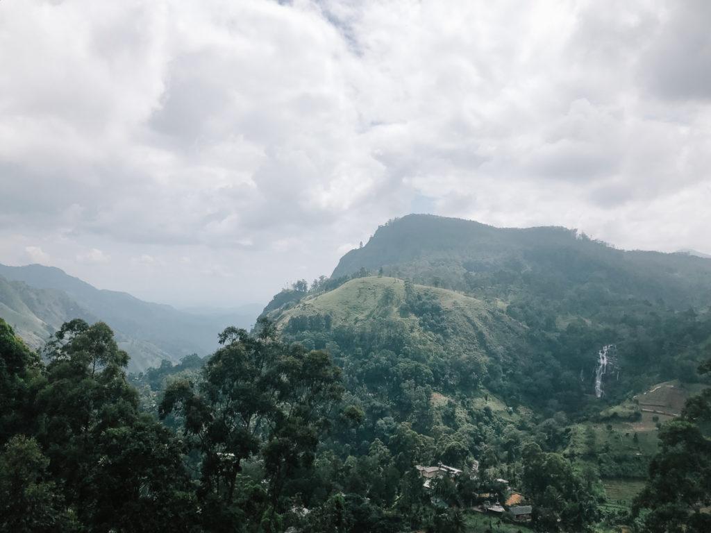 góry w Ella