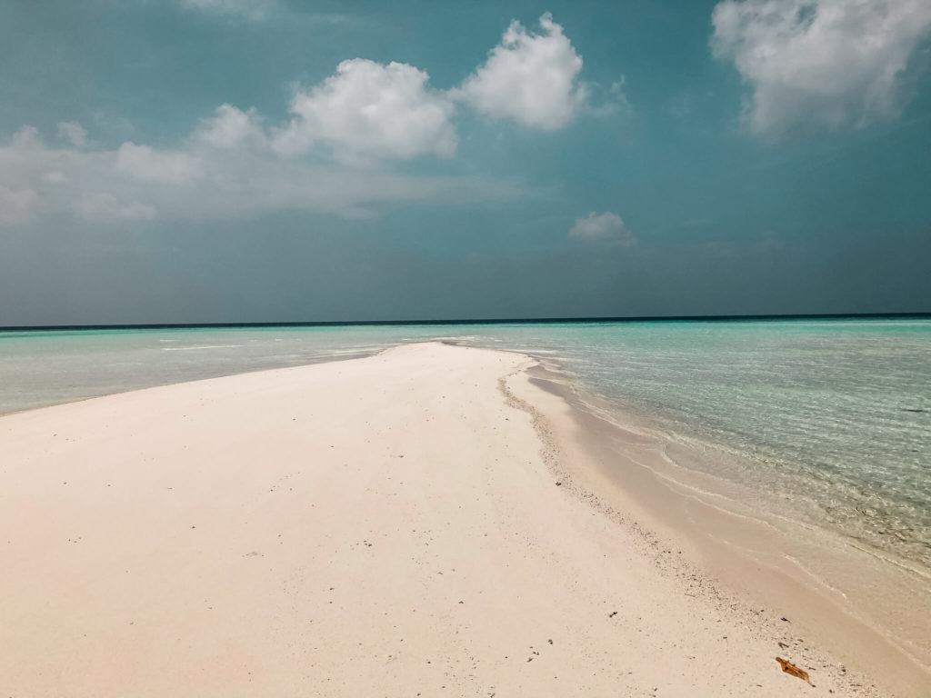 Ocean Indyjski na Malediwach