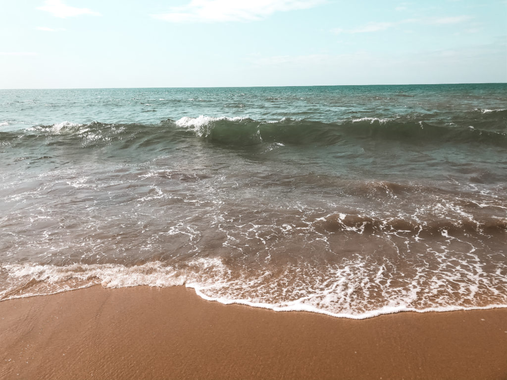 ocean w Negombo
