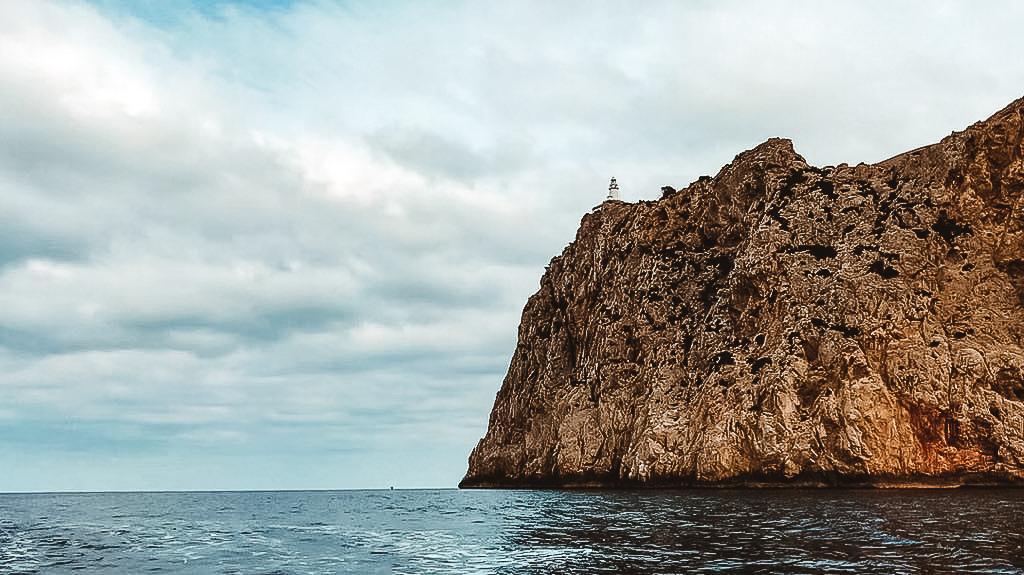 Cap Formentor, Majorka