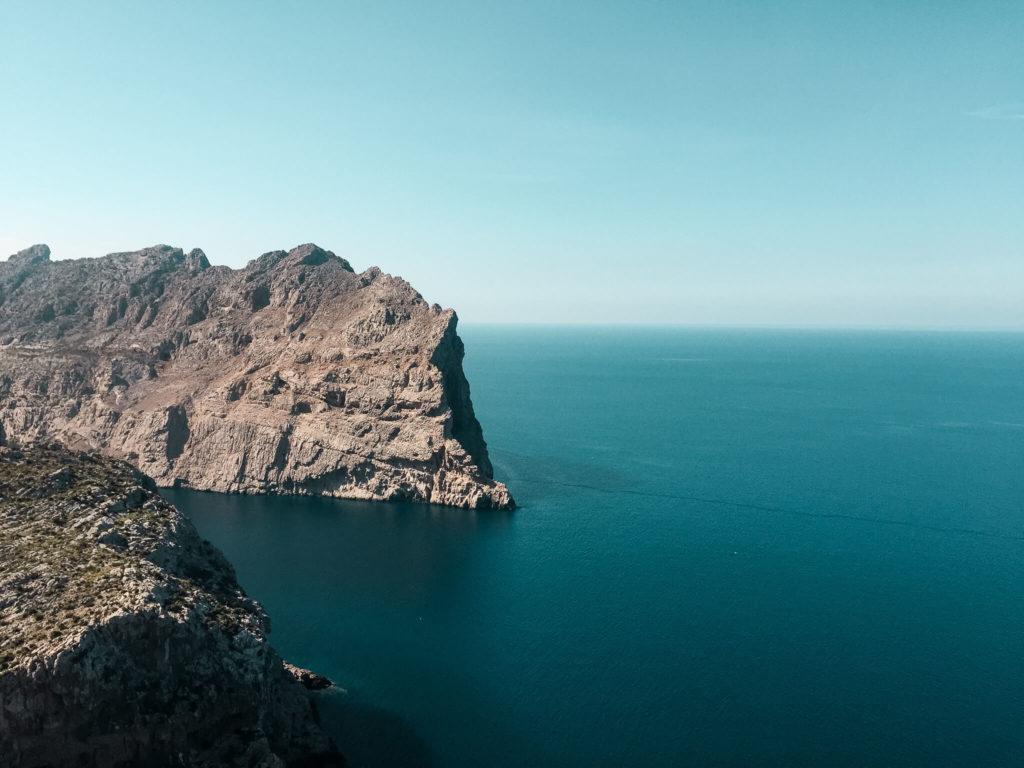 Cap Formentor na Majorce