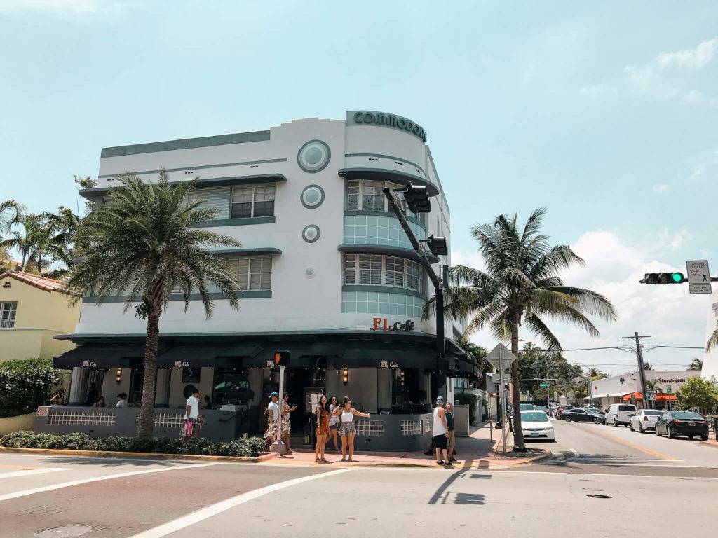 kawiarnia w Miami