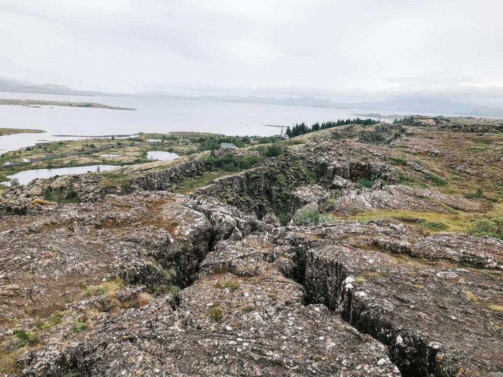 jezioro thingvallavatn