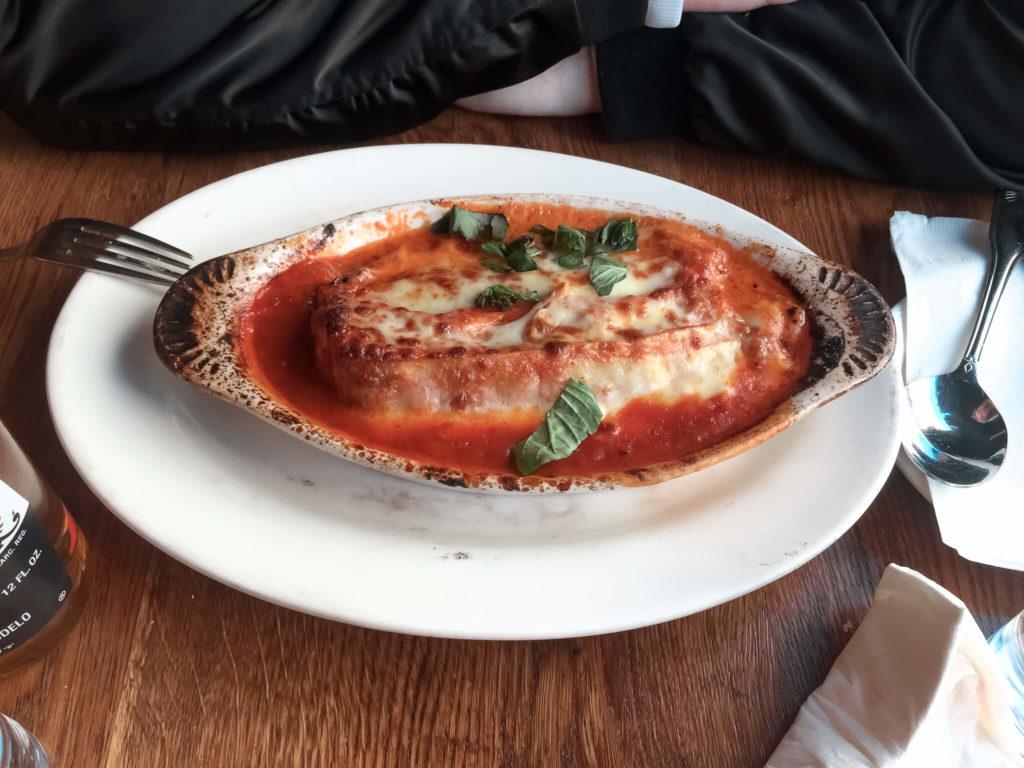 lasagne littele Italy