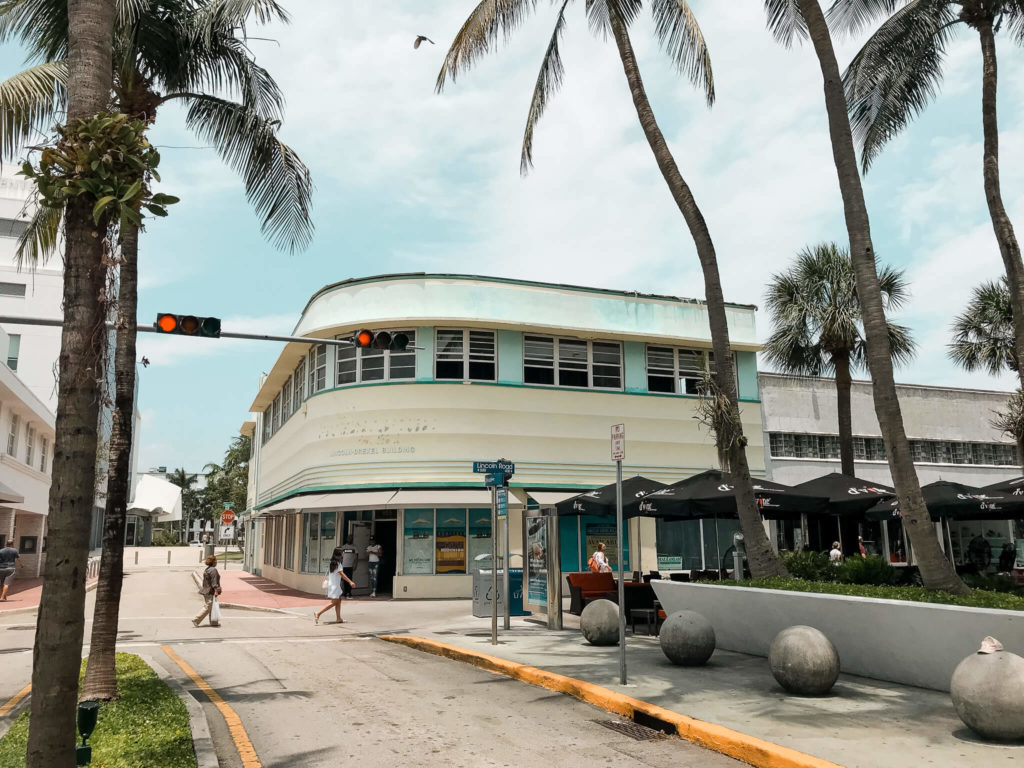 budynki w Miami