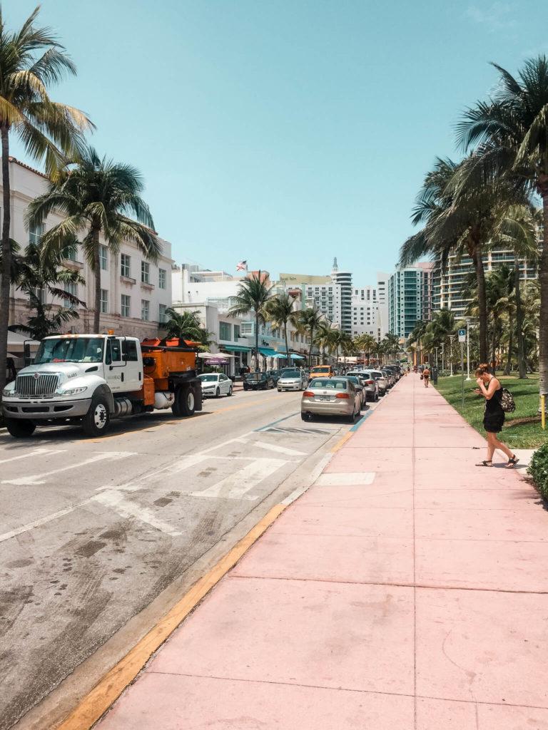 ulice w Miami