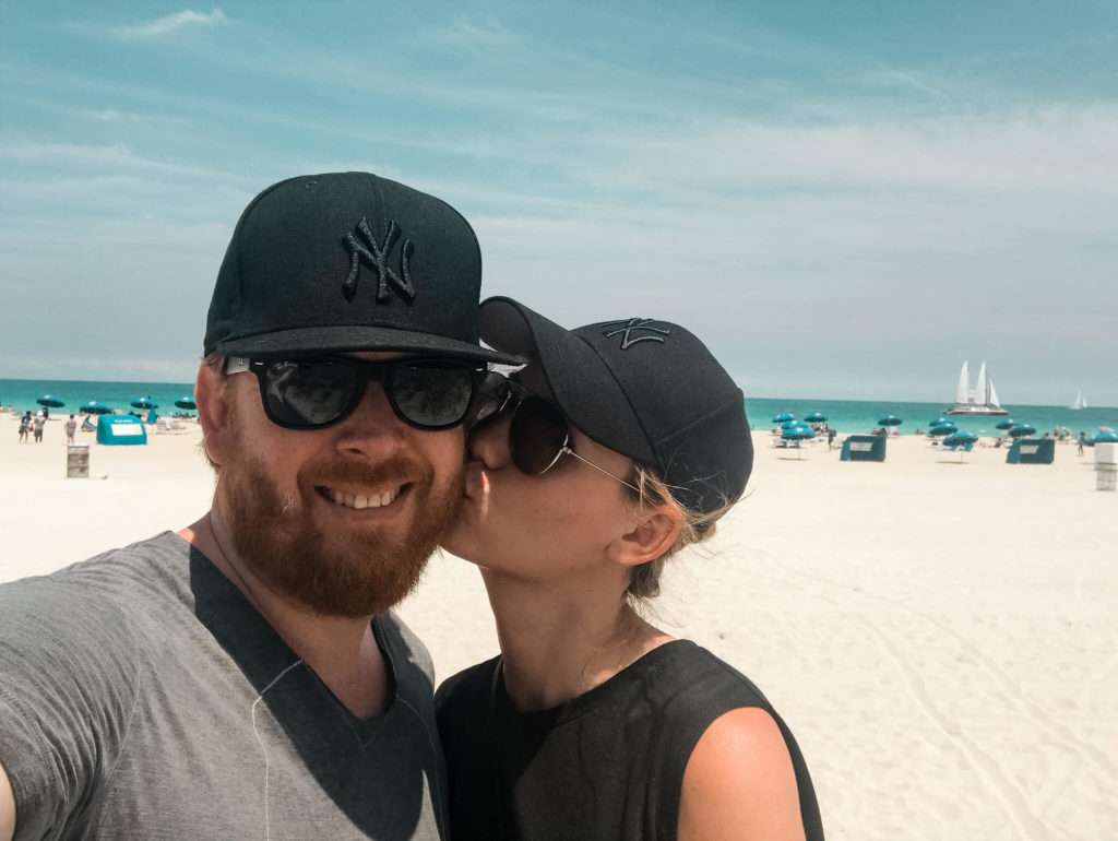 plaża Miami Beach