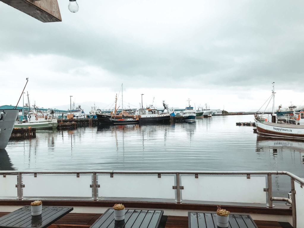 port Reykjavik