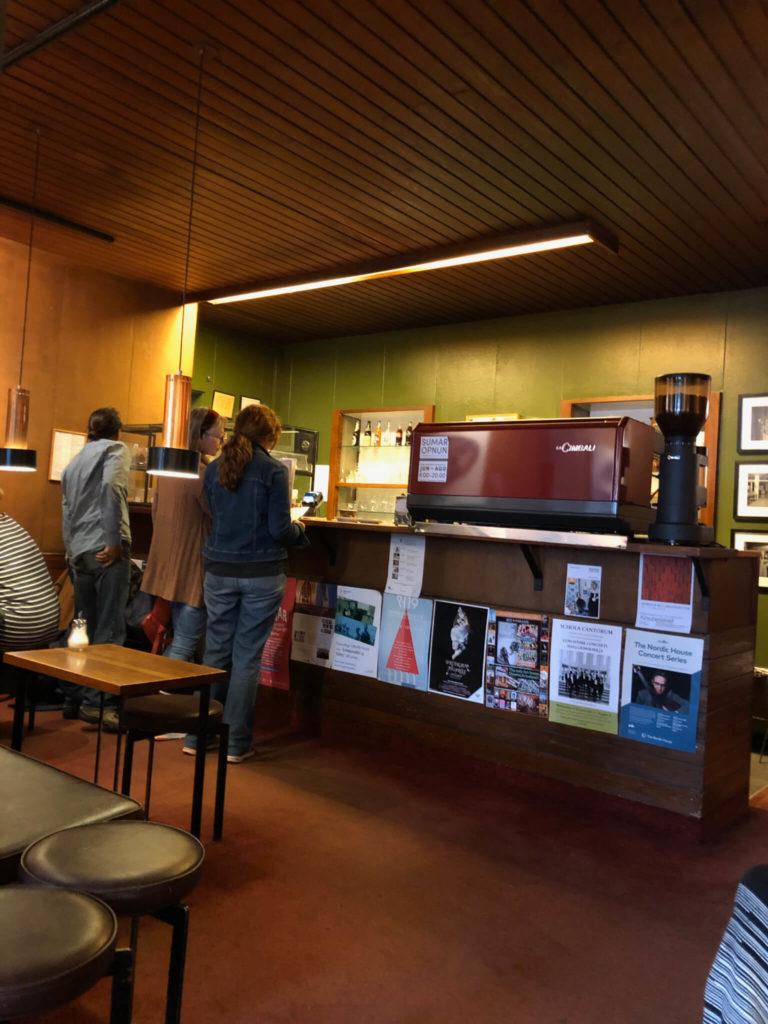 kawiarnia Reykjavik