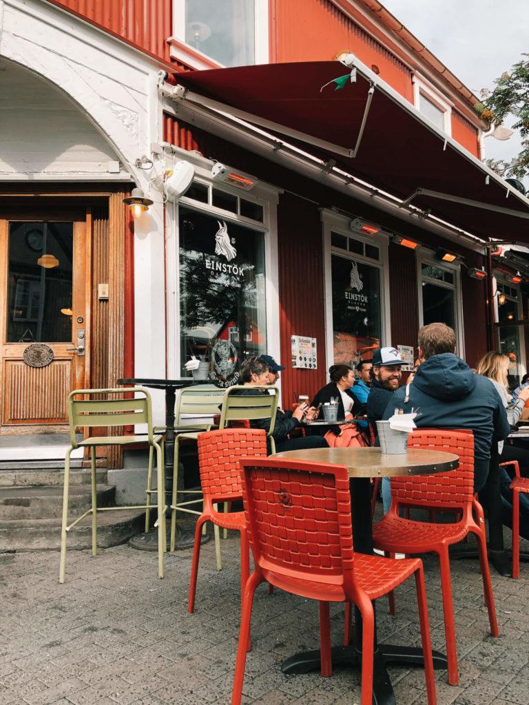restauracja Reykjavik