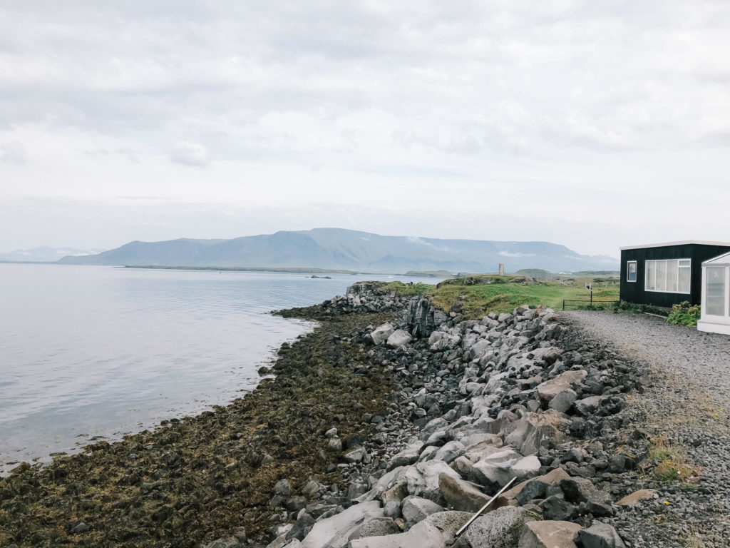 Reykjavik na Islandii