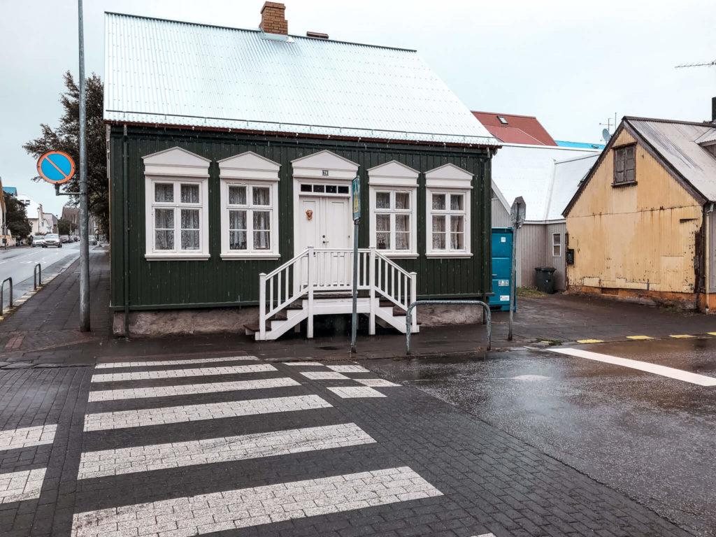 domek w Reykjavik