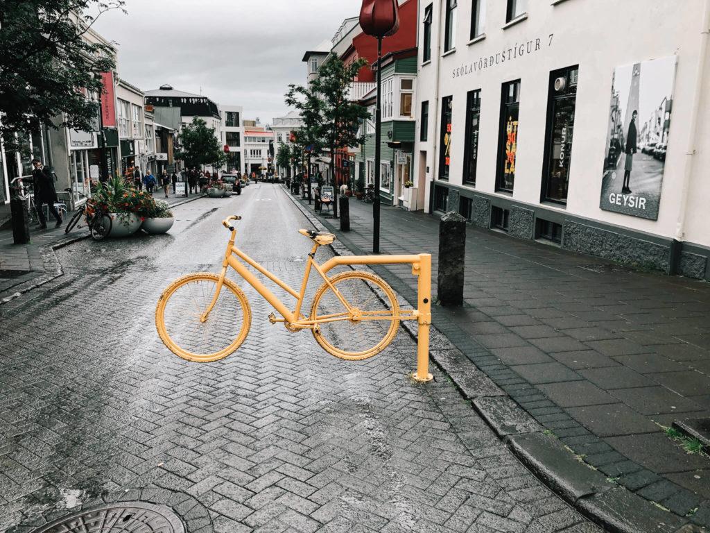 Reykjavik miasto
