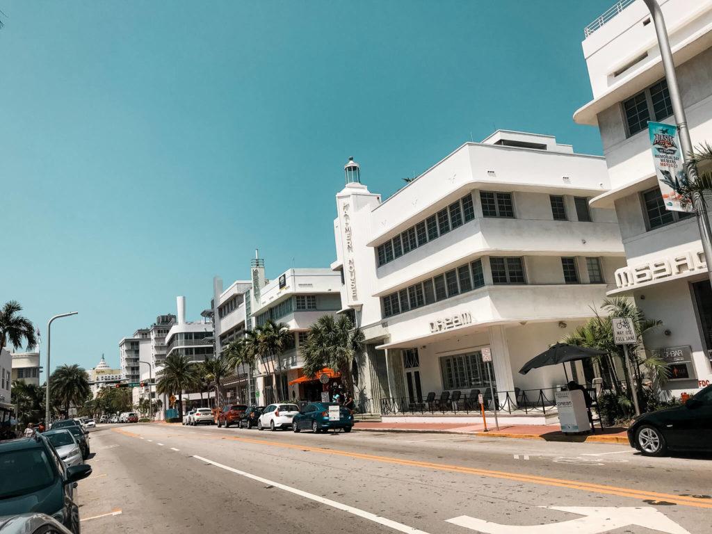 ulice które warto zobaczyć w Miami