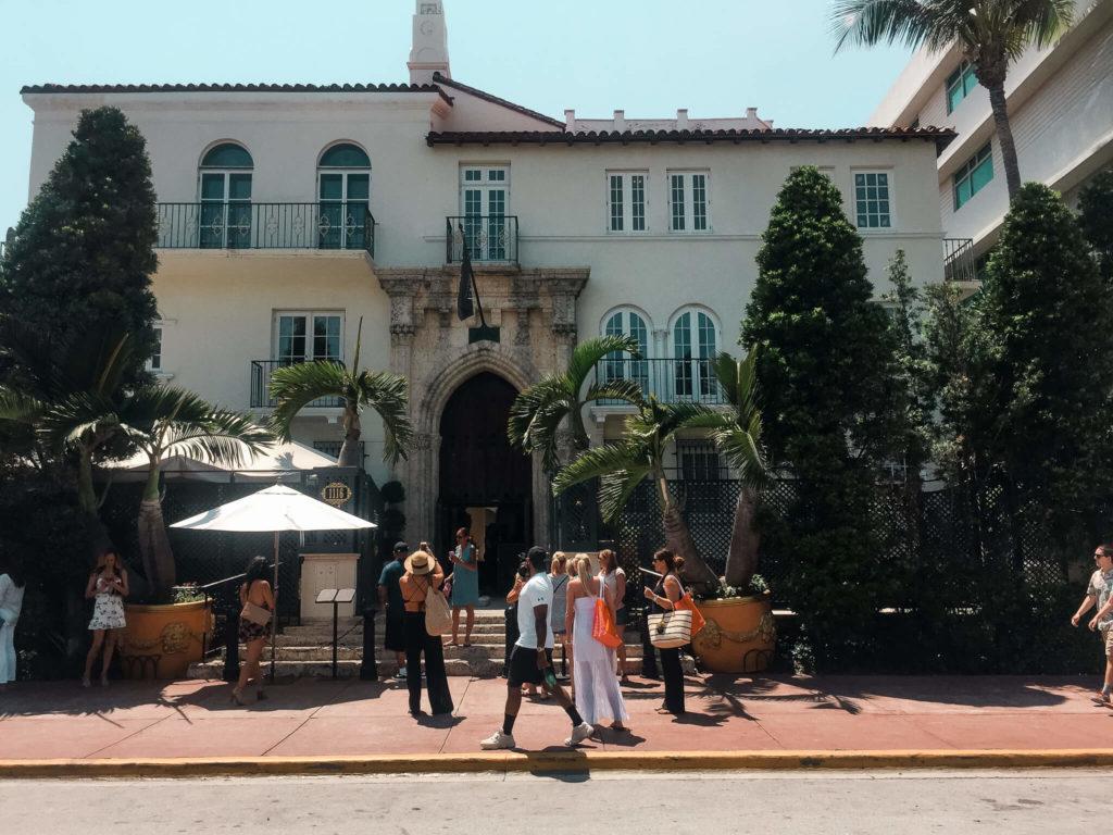 willa Versace House