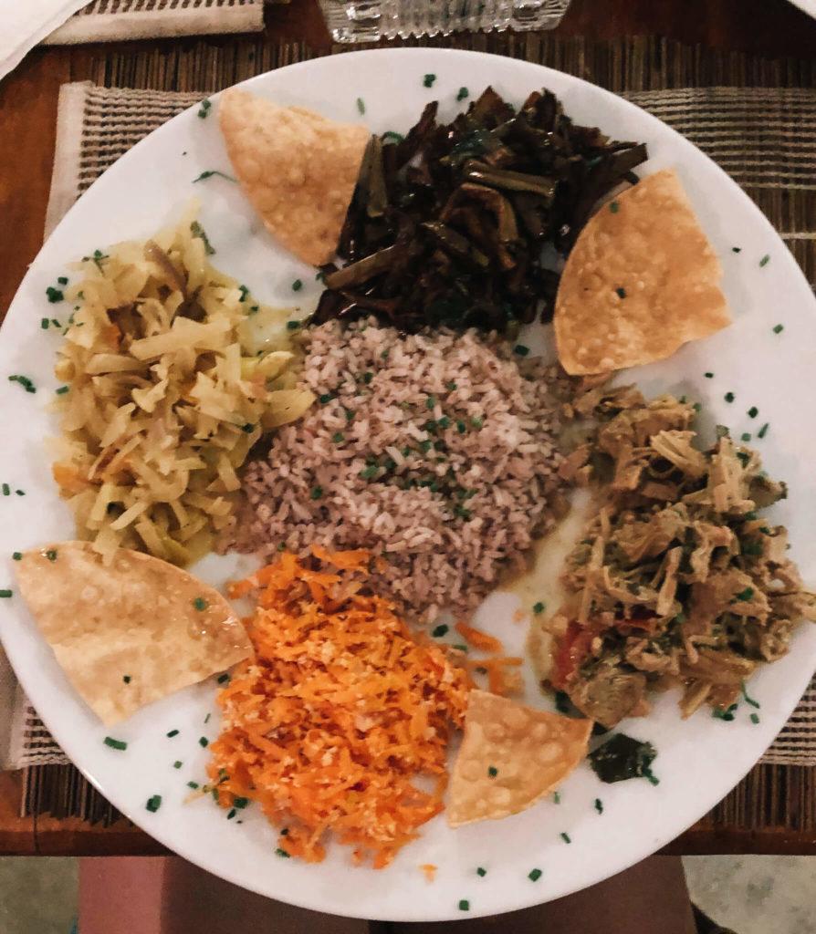 jedzenie Sri Lanka