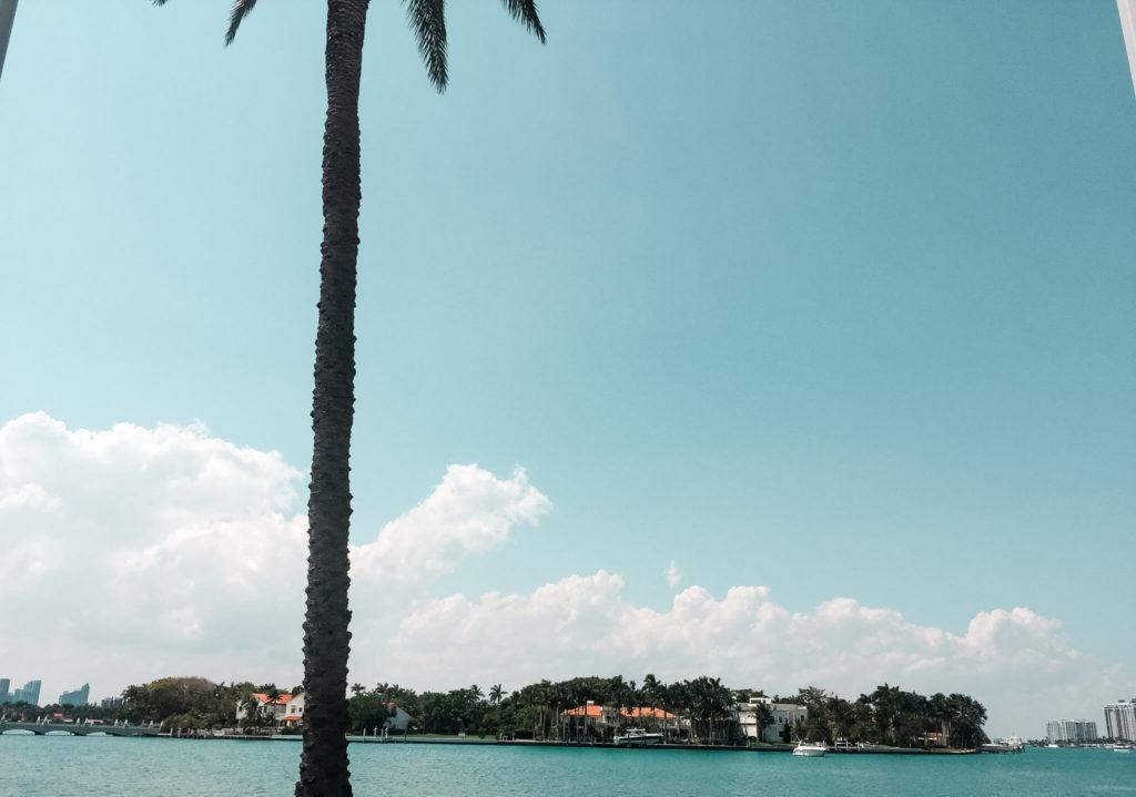 wyspa w Miami