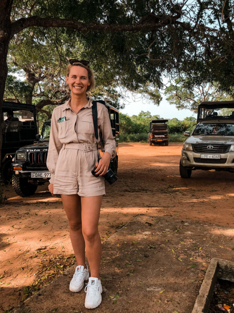 safari w Yala Sri Lanka