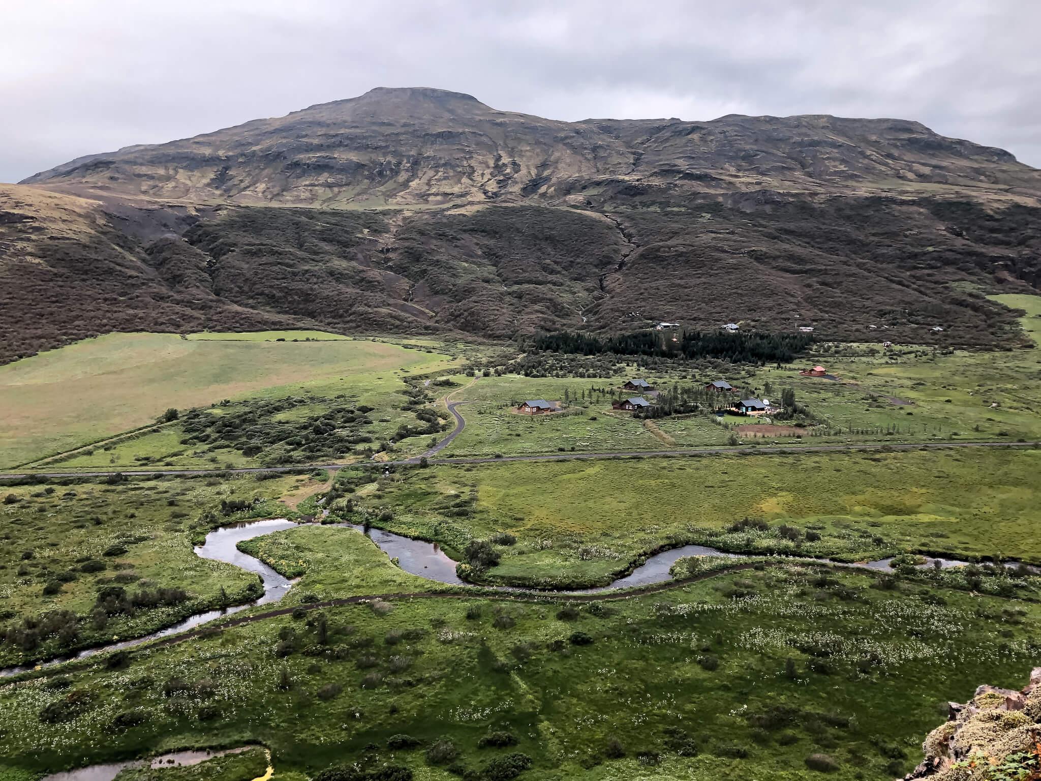 Złąty Krąg w Islandii