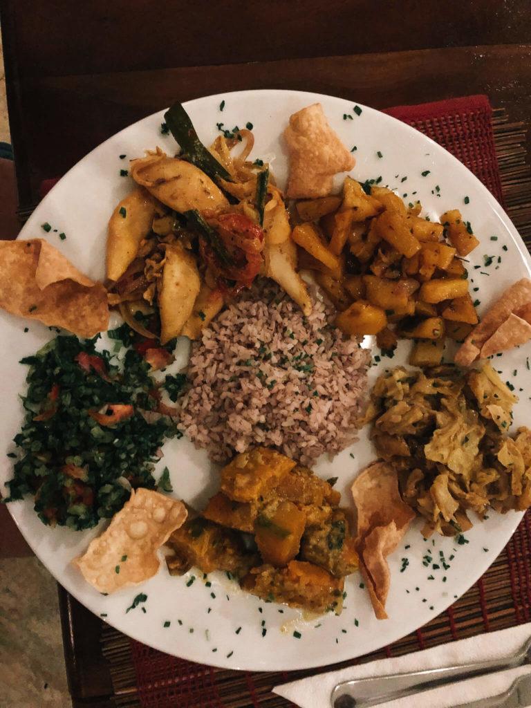 warzywa na Sri Lance jedzenie
