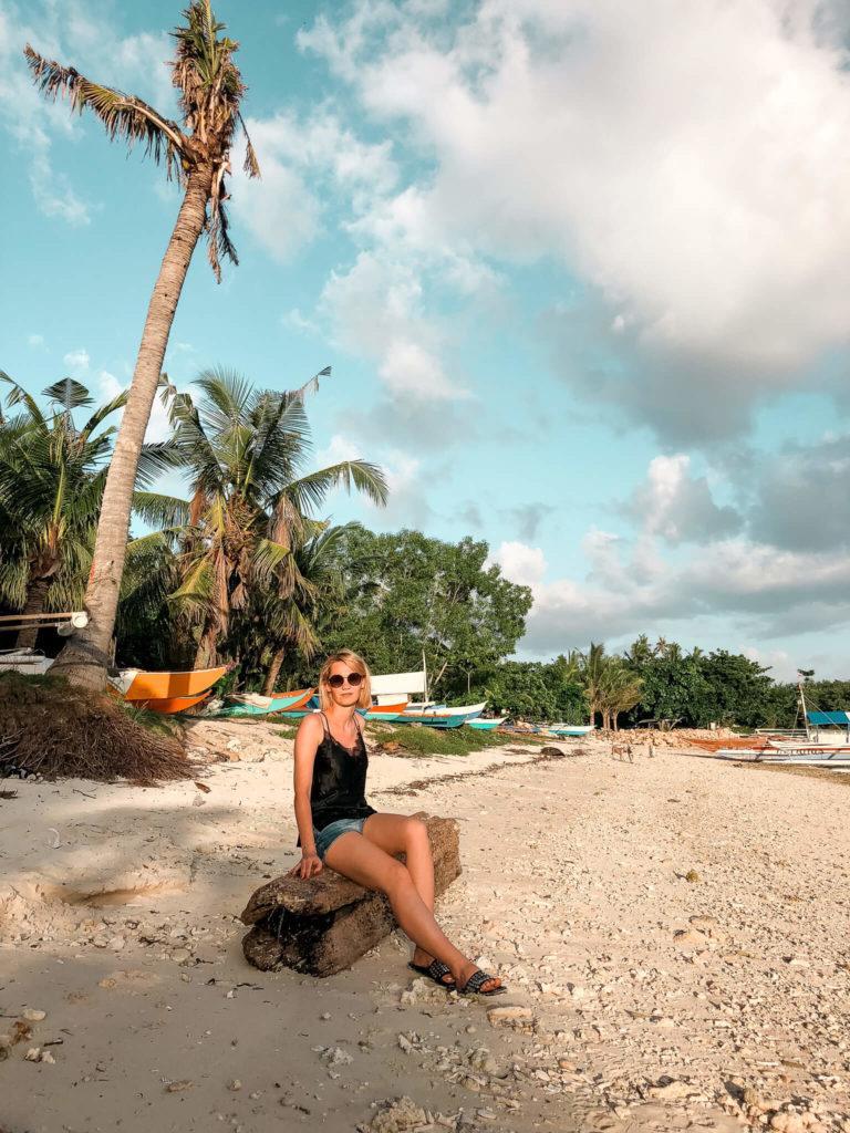 plaża Bohol