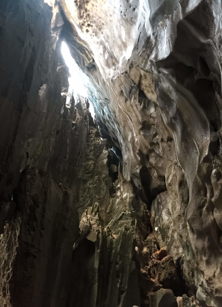 cudugnon jaskinia na Palawanie