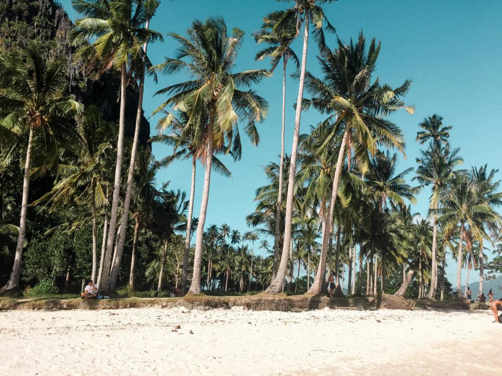 Pinagbuyutan wysepka na Palawanie