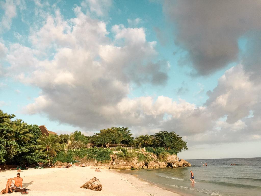 Alona beach Bohol Filipiny