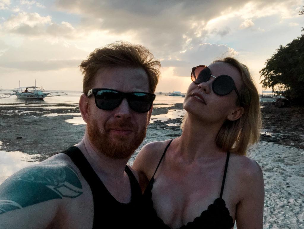rajska plaża Danao Beach