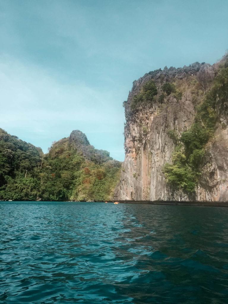 skały Palawan