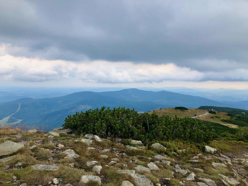 szlak Babia Góra