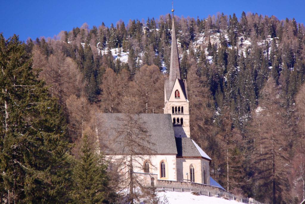 Vigo di Fassa kościół