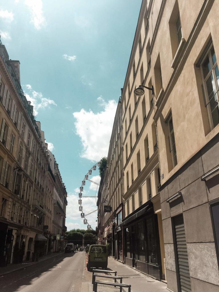 Ulice w Paryżu