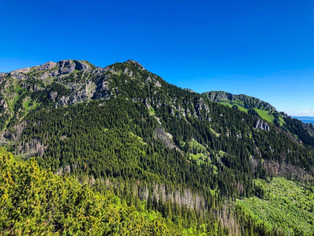 szlak Iwaniacka Przełęcz Ornak