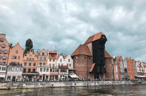 Brama Żuraw w Gdańsku