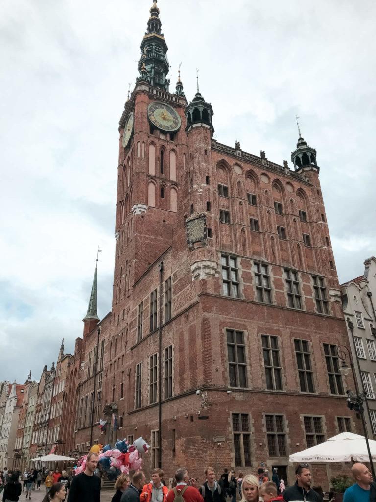 Ratusz Główny w Gdańsku