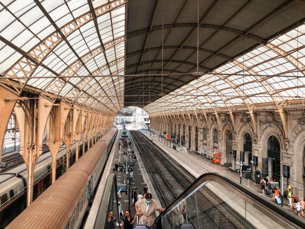 Dworzec Kolejowy w Nicei