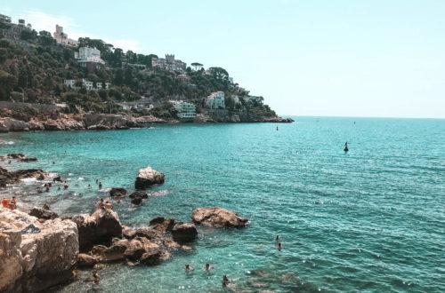 Nicea, Lazurowe Wybrzeże