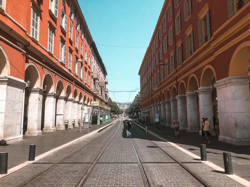 Plac Massena Nicea