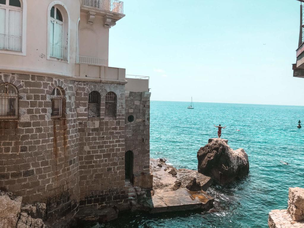 Reserve nad Morzem Śródziemnym
